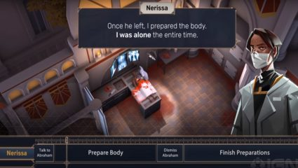 Lucifer Within Us Is A Non-Linear Mystery Game That Now Has An Official Trailer