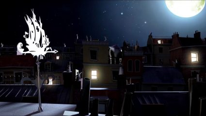 A Paranormal Adventure Game Titled Willy Morgan and the Curse of Bone Town Is Planning A Summer Steam Release