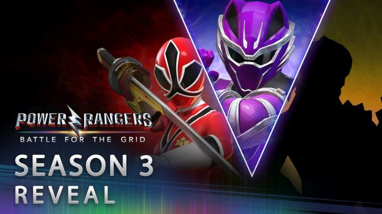 Power Rangers: Battle for the Grid Prepares For Season 3 With New Character Reveals