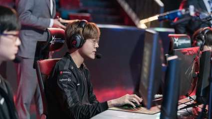T1's ADC Teddy Signed A Multi-Year Deal With The Organization After His Great Performance