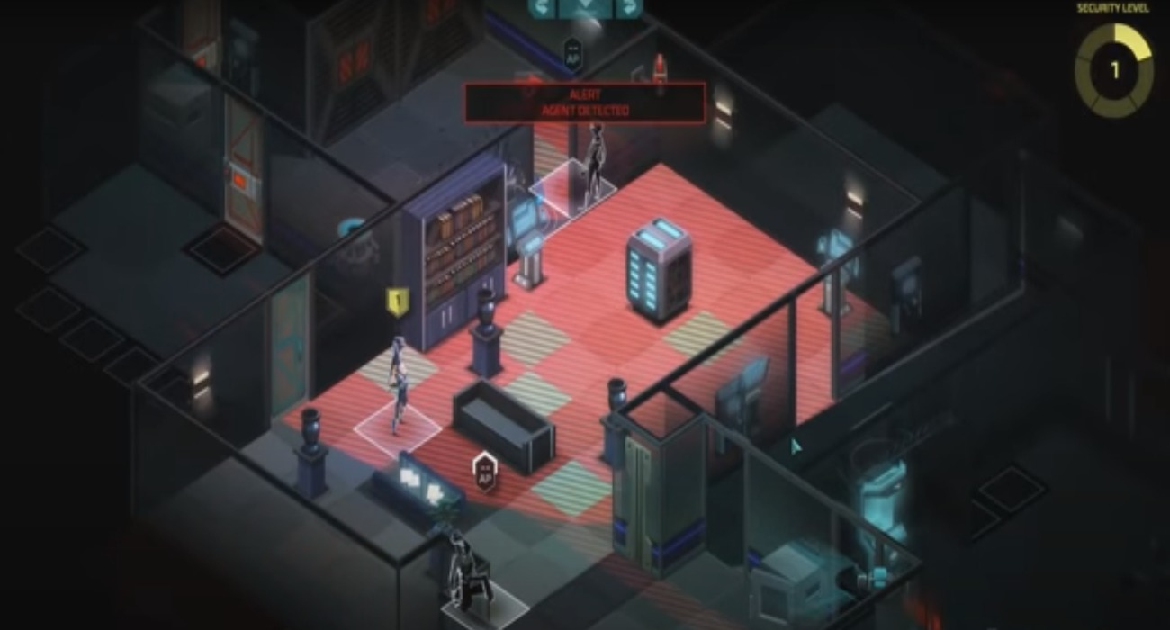 The Turn-Based Stealth Game Invisible, Inc. Is Now Available On The Switch