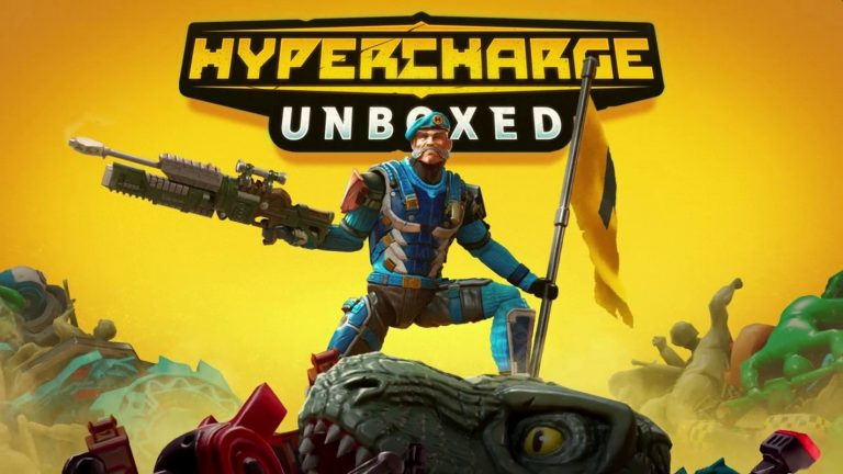 Digital Cybercherries' Hypercharge: Unboxed Leaves Steam Early Access