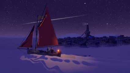 Red Sails: Sail Across An Endless Ocean In This Dreamlike Tale Of Exploration And Adventure