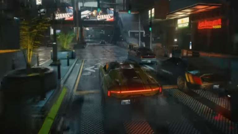 Cyberpunk 2077 Is Still Targeted For A December 10th Release, As Reported By Developer In Recent Financial Report