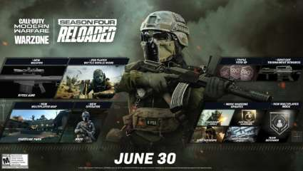 Call Of Duty: Modern Warfare Season Four Reloaded Adds New Update - 200 Player Warzone