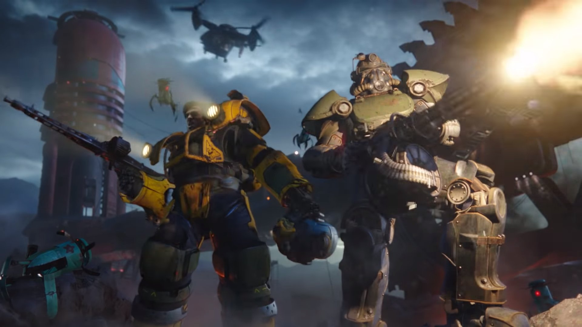 Pete Hines Of Bethesda Says 'Fallout 76's Launch Flop Caused Doom Eternal's Delay'