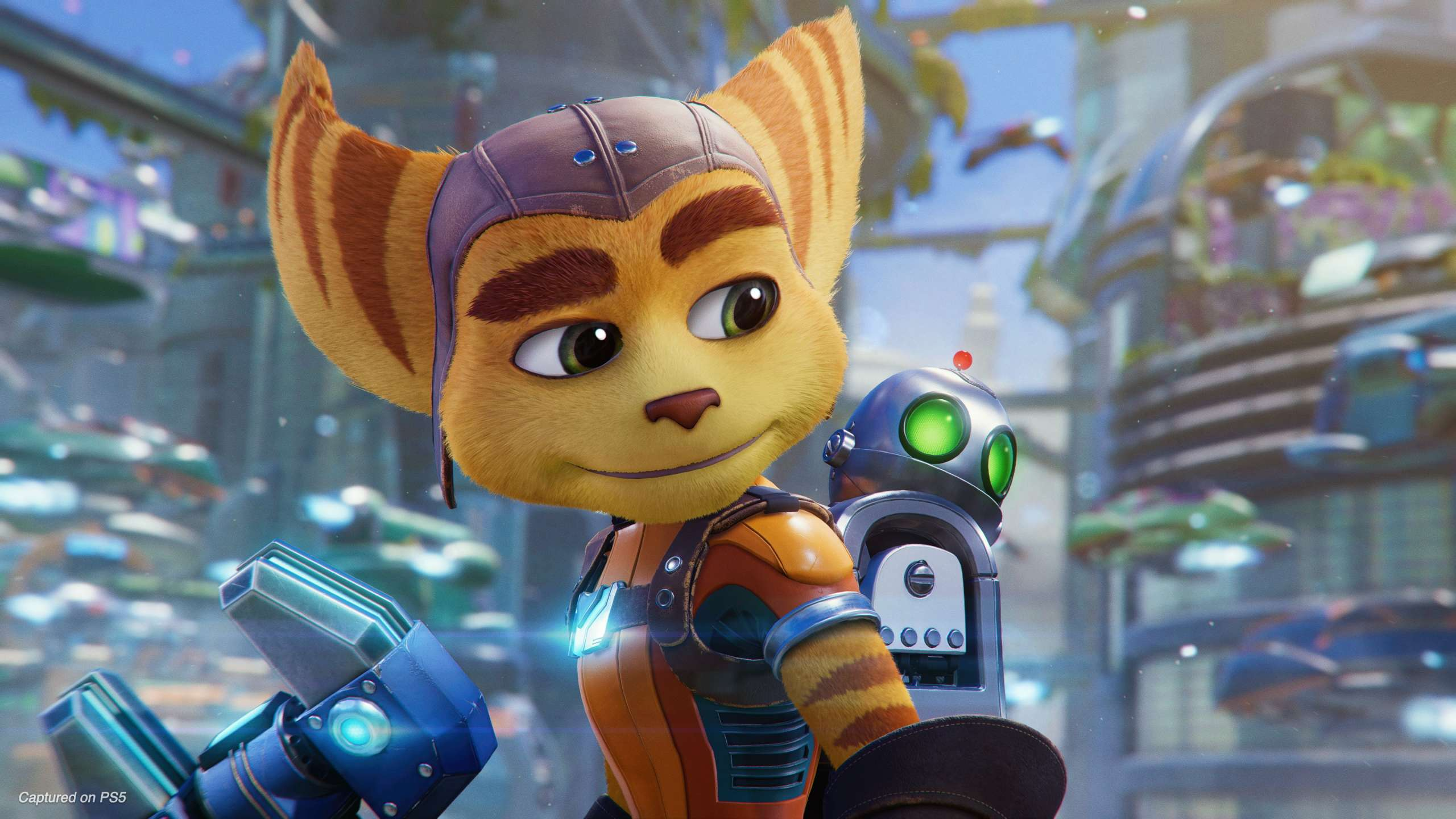 PlayStation's 5 DualSense Controller Seems To Be Custom-Made For Ratchet & Clank's Weaponry, Says Insomniac