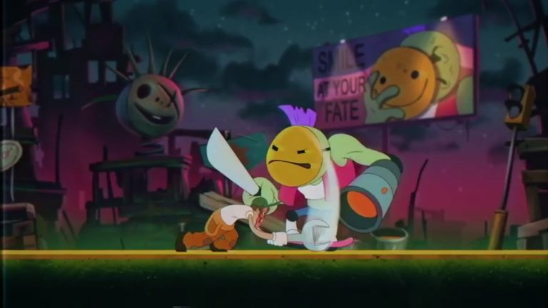 Redneck Ed: Astro Monsters Show Is A Strange Arcade Beat-Em-Up Style Game Headed To PC Later This Year