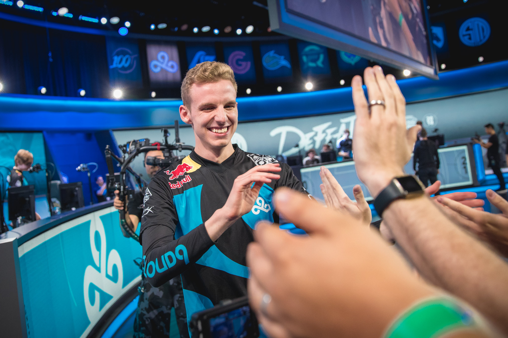 Licorice Gave A recent Interview About Cloud9's Growth And Who They Want To Face At Worlds