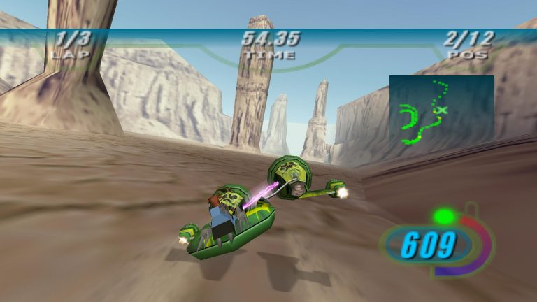 Star Wars Episode 1: Racer Comes To Nintendo Switch And PlayStation 4 Next Tuesday, June 23