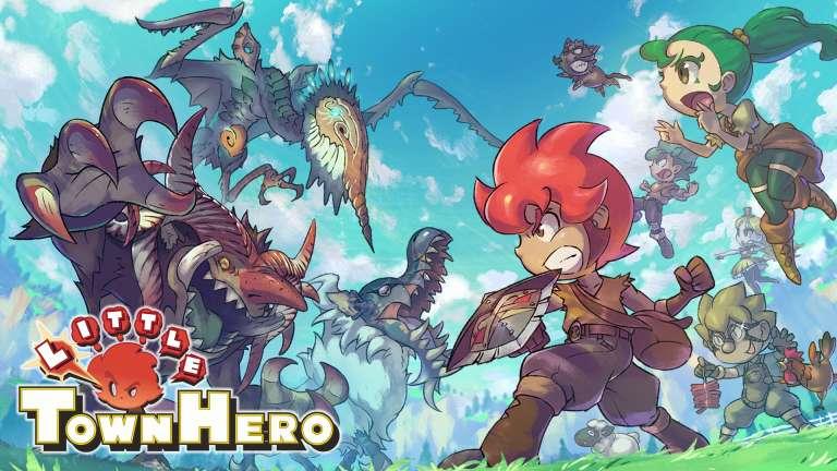 Game Freak's Little Town Hero Gets Steam Release On June 29
