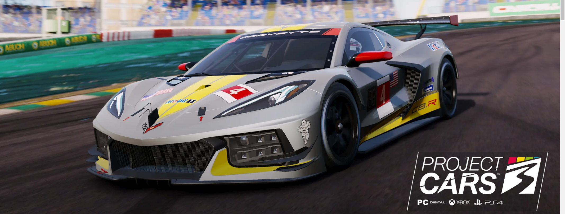 Slightly Mad Studios' Project Cars 3 Rides Onto PC And Consoles On August 28
