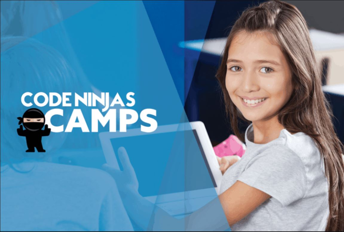 Code Ninjas Are Offering A Virtual Camp Called Minecraft Create, Designed To Help Children Learn And Build!