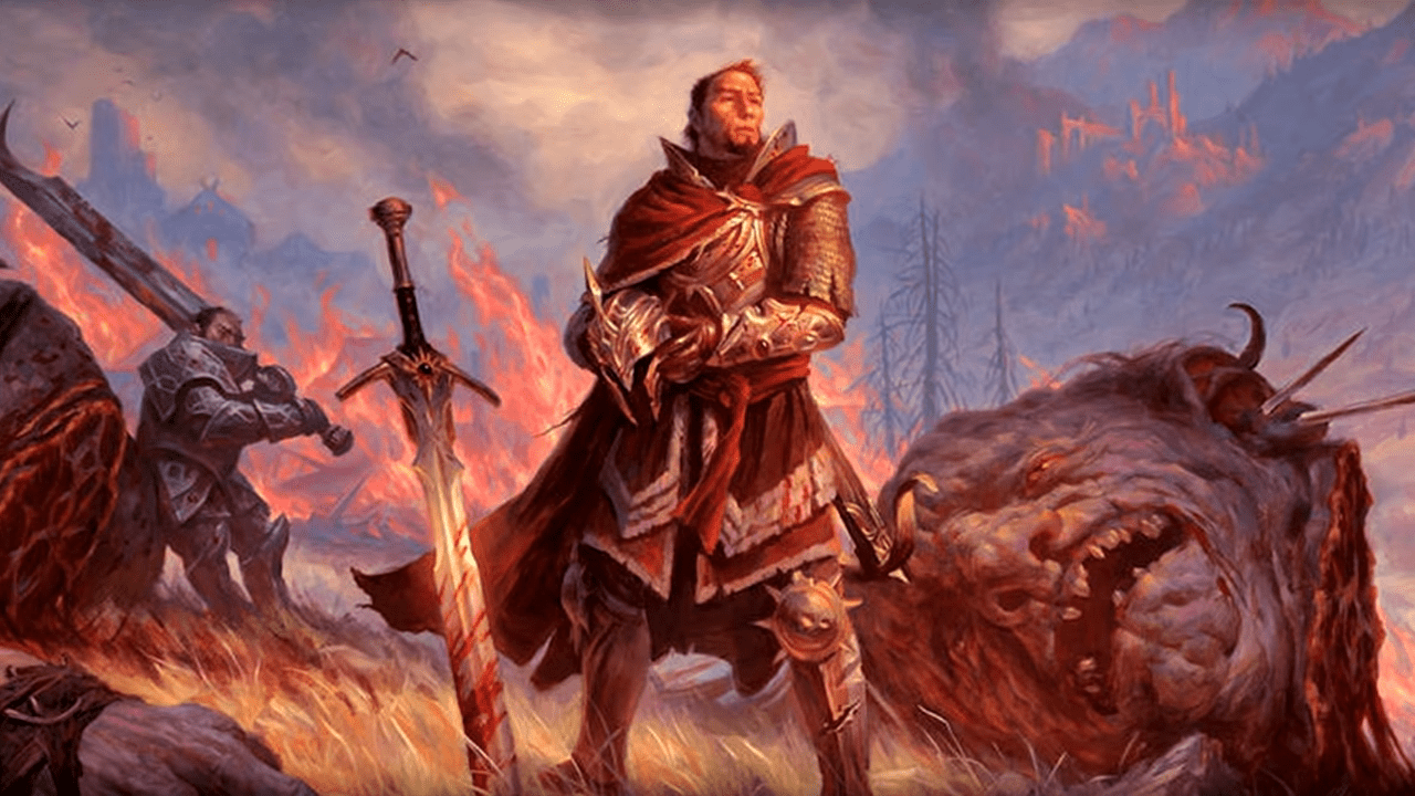 Circle Of Wildfire: Help The Forest Be Born Anew With Wizards Of The Coast's Unearthed Arcana Druid Subclass