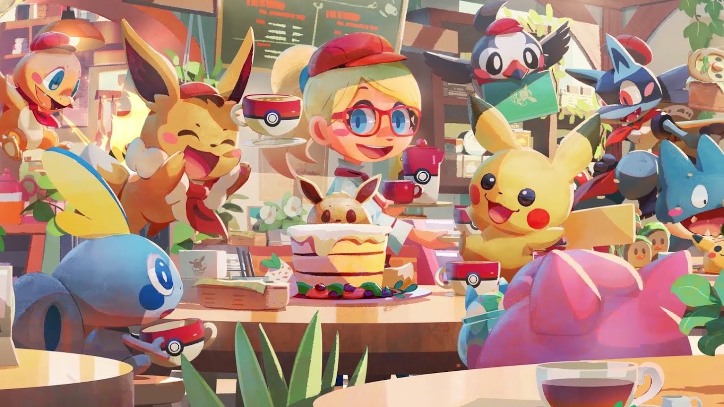 Pokémon Café Mix Exceeds Five Million Downloads Worldwide With Free Gifts For All Players