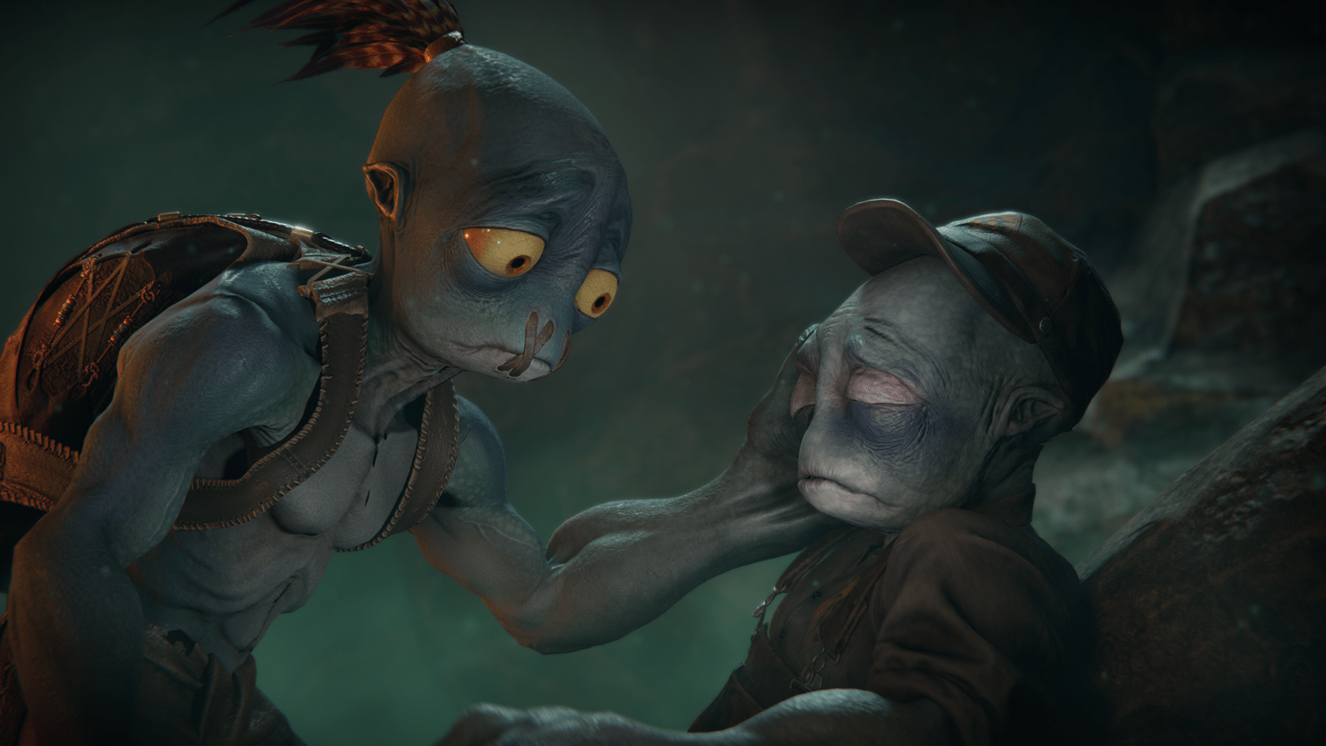 Oddworld: Soulstorm PlayStation 5 Reveal Trailer With Stunning Visuals And Advanced 3D Audio