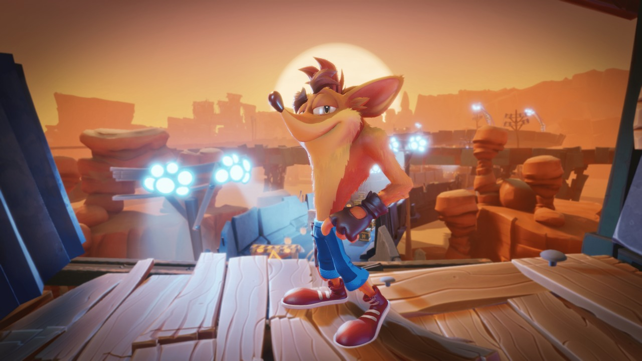 PlayStation Store Listing Confirms Multiplayer For Crash Bandicoot 4: It's About Time