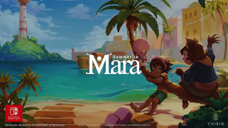 What Is Summer In Mara? Crafting, Exploration And Farming In A Beautiful Open World, Arriving On PC And Switch Soon