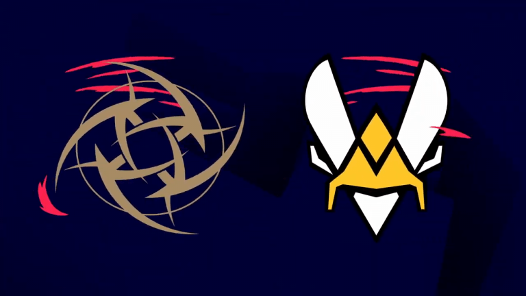 CS:GO - NiP Versus Vitality Go Pound For Pound Until They Finish In The Clouds
