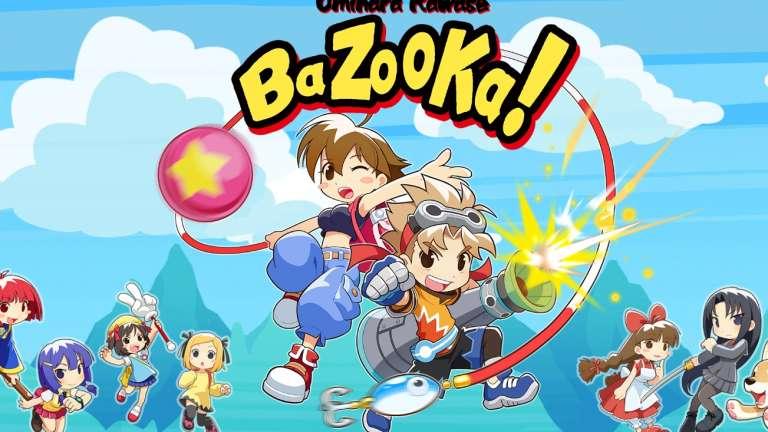 Umihara Kawase BaZooKa Announces Three Physical Retail Editions