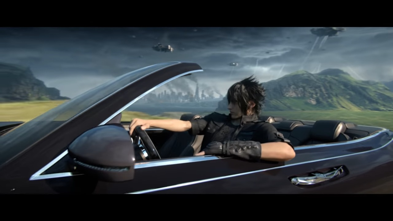 Final Fantasy 15 On Steam Receives Update That Trims Online Features While Fixing The Stuttering