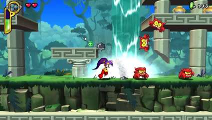 The Original Game Boy Color Version Of Shantae Is Coming Back This September
