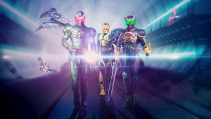 Kamen Rider Memory Of Heroez Announced For PlayStation 4 And Nintendo Switch In Japan