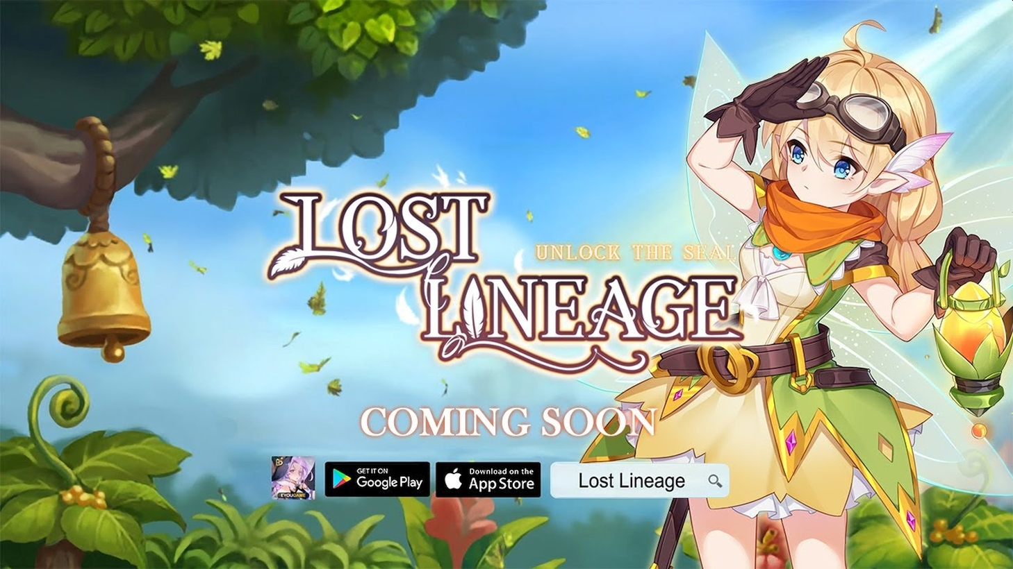 EYOUGAME Announces Global Launch Of MMOARPG Lost Lineage On Mobile