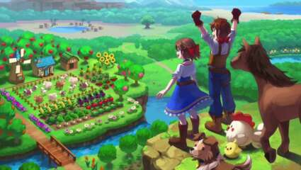 Natsume Introduces Both Playable Protagonists For Harvest Moon: One World