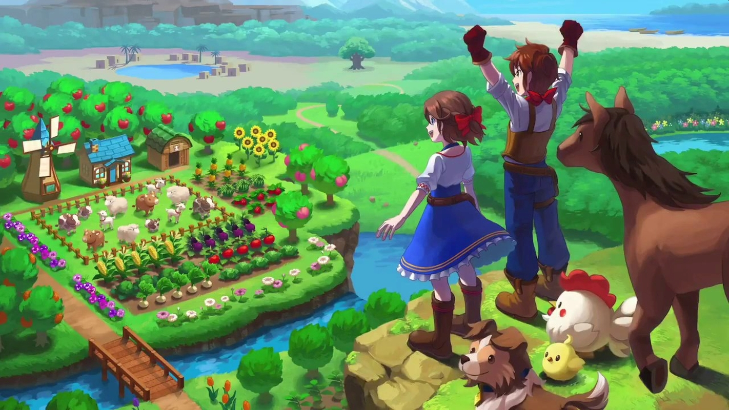 Natsume Announces Harvest Moon: One World Physical Preorder Bonuses