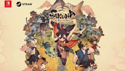 Sakuna: Of Rice And Ruin Celebrates Over 500,000 Units Sold Worldwide
