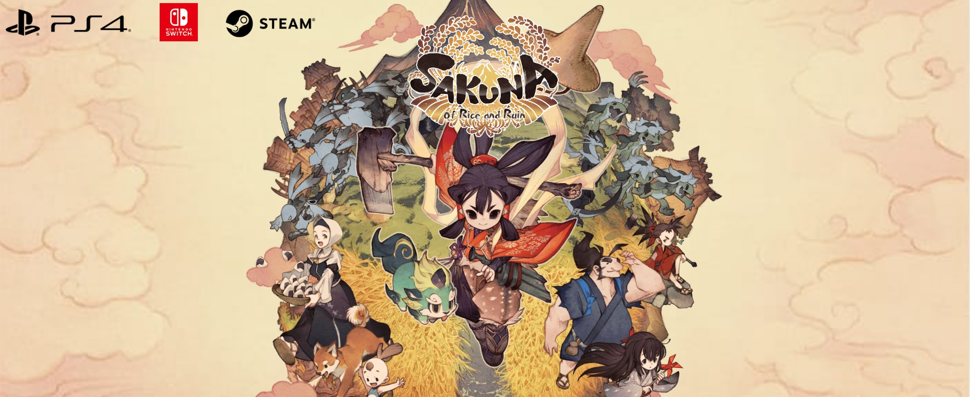 XSEED Games Announces Physical Edition of Sakuna: Of Rice and Ruin On Consoles