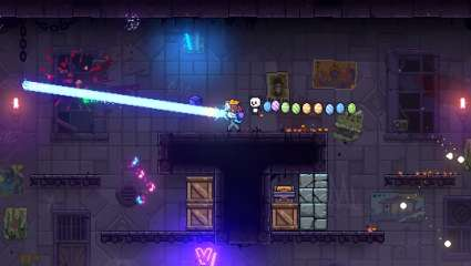 What Is Neon Abyss? Colorful Run 'N Gun Rogue-Like Releases July 14th, Demo On Switch Now