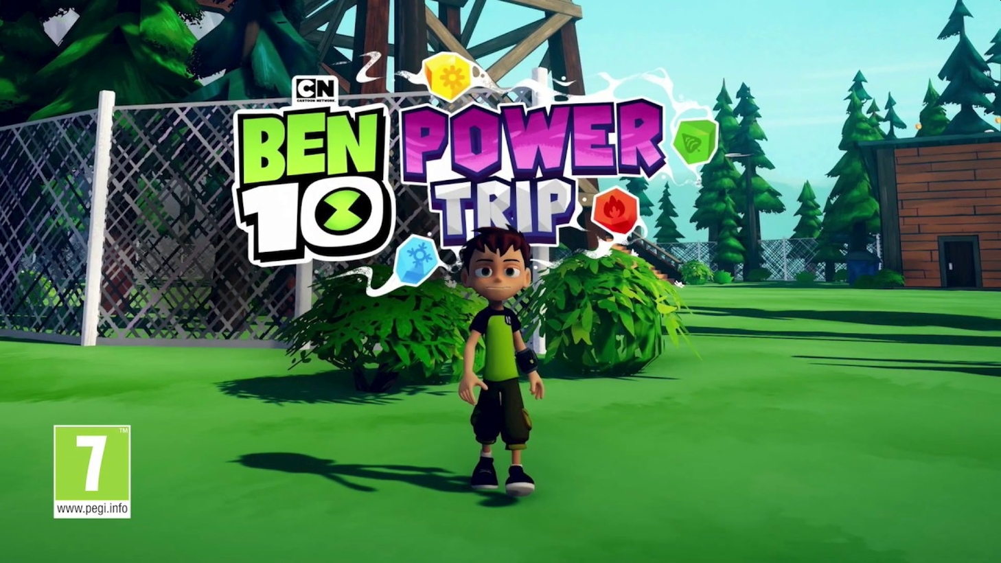 Ben 10: Power Trip Announced For October Release On PC And Consoles