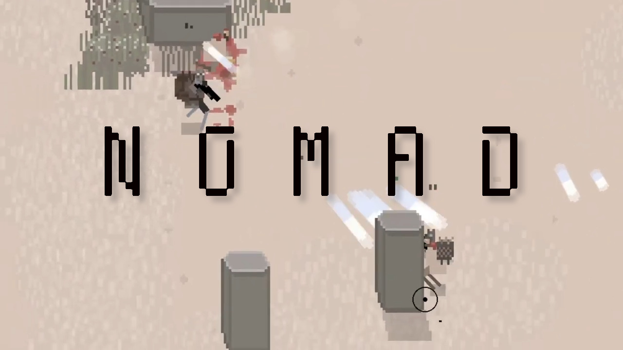 What Is NOMAD? A Unique Permadeath Shooter (With Chickens And Smart AI) Available On Steam This Week