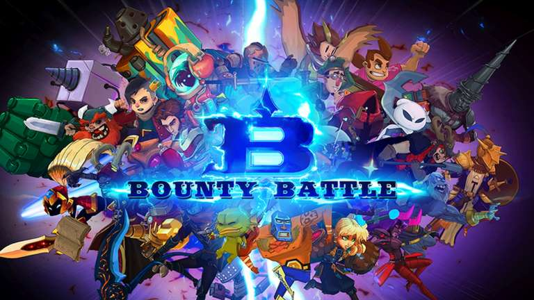 Bounty Battle Brings Together Popular Indie Game Characters Together On July 16