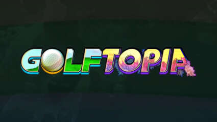 What Is GolfTopia? The Golf Course Management Game With A Wacky Futuristic Twist Releases Today