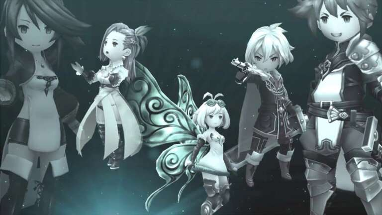 Square Enix Announces Bravely Default: Fairy's Effect Will Shut Down Servers In August