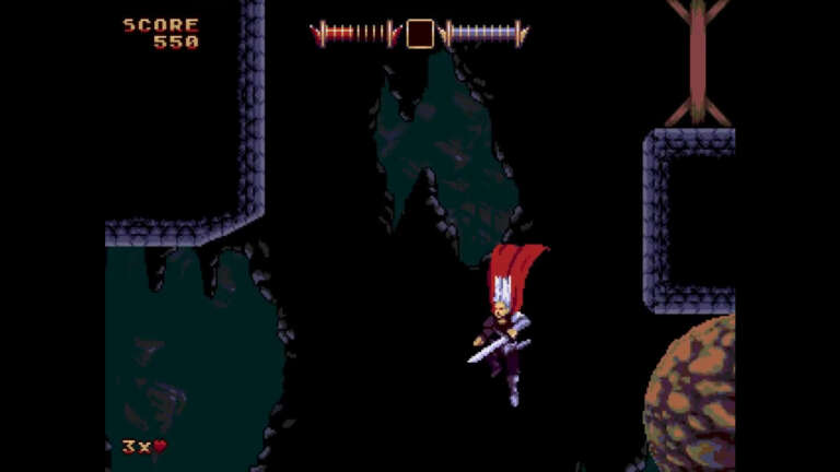 Demons of Asteborg Is Planning A Late 2020 Release, Enjoy A New Platforming Adventure From Sega Mega Drive