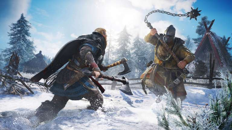 Assassin's Creed Valhalla Release Date Gets Leaked Ahead Of Ubisoft Forward Event