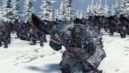 Total War: Warhammer 2 Da Nutz N' Boltz Update Makes Significant Changes To Orc Balance