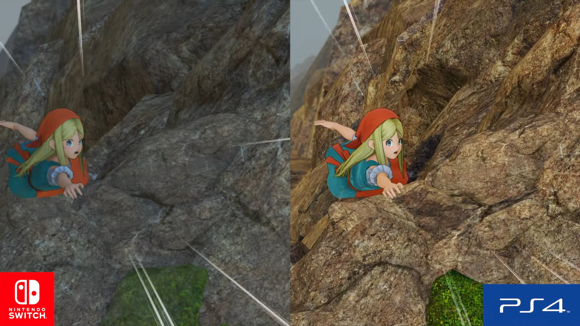 Dragon Quest 11 S Coming To Steam Is Based Off Of Nintendo Switch Port Bringing Iffy Textures