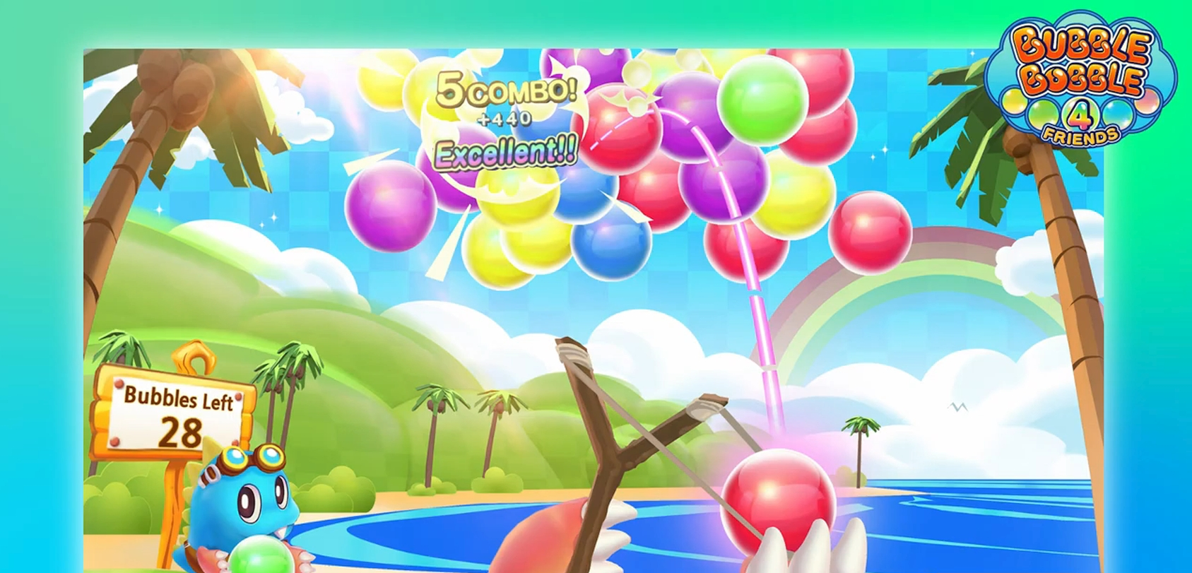 Taito Announces New 3D First-Person Game Puzzle Bobble VR For Oculus Quest
