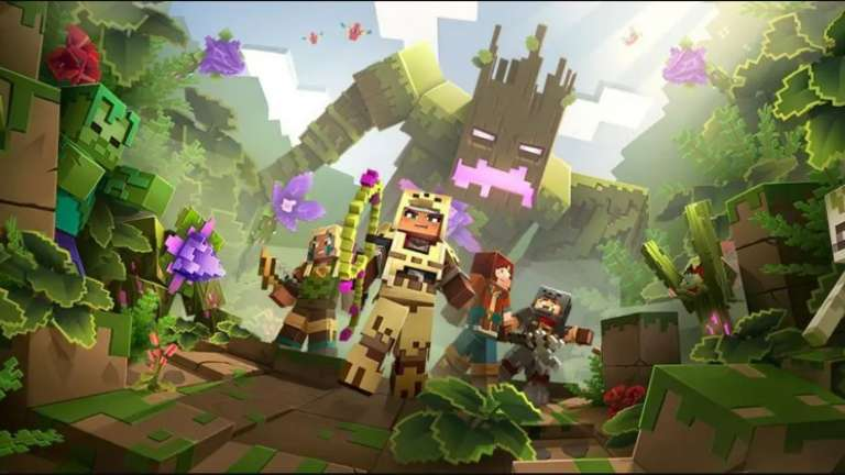 Minecraft Dungeons: How To Unlock The Secret Level Called The Lower Temple Level