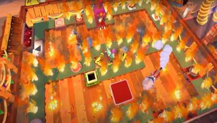 Overcooked 2's DLC Sun's Out, Buns Out! Is Available Now Via Steam