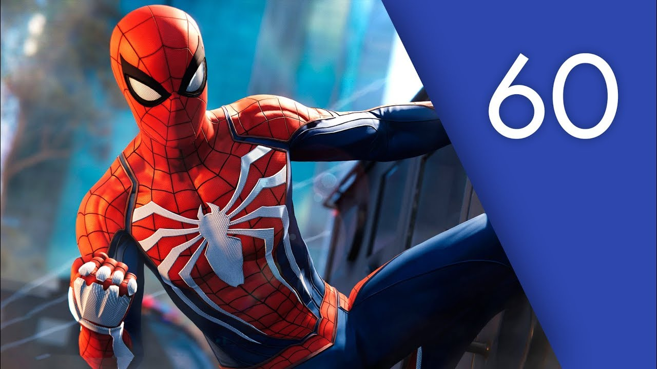 Marvel's Spider-Man Looks Stunning At 60FPS But Not Guaranteed For PlayStation 5