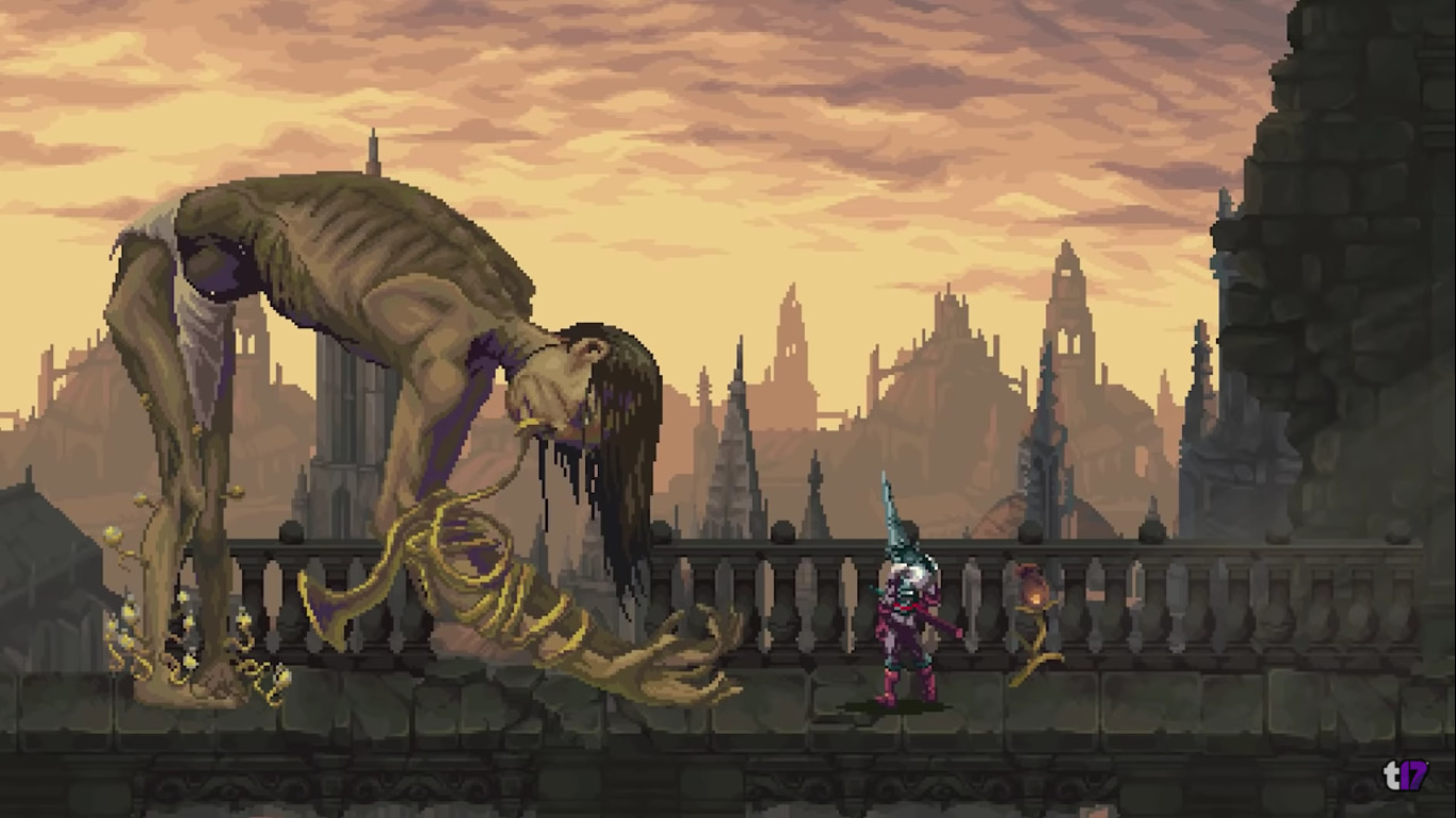 The Stir of Dawn Is A New DLC Released For Free For Blasphemous On Pc, PlayStation 4, Xbox One, and Nintendo Switch