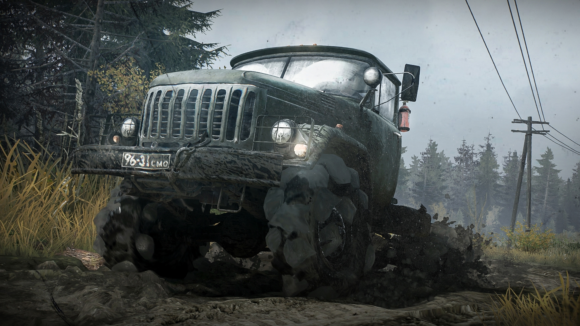 Saber Interactive's MudRunner Mobile Now Available On App Store And Play Store