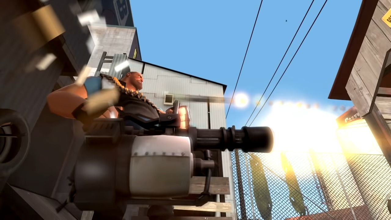 Team Fortress 2 Is Finally Getting Such Much Needed Love With New Community Content