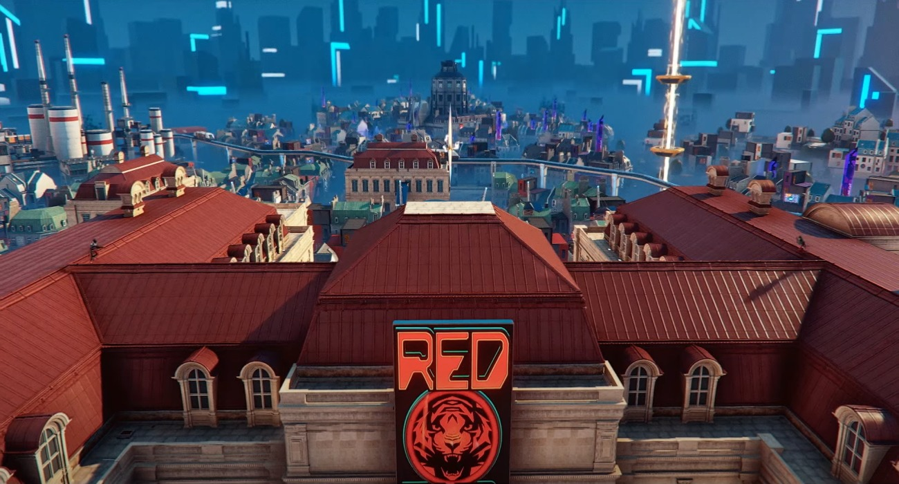Hyper Scape Is A Free-To-Play Battle Royale That Now Has An Official Trailer